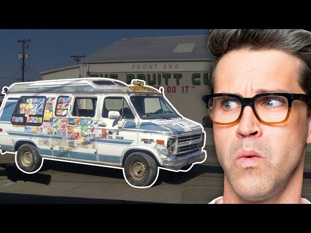 Reacting To Creepiest Ice Cream Trucks Ever