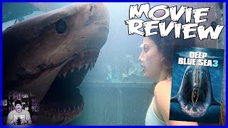 Deep Blue Sea 3 (2020) Movie Review - Seriously give this one a go , it's way better than you think