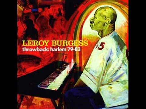 Leroy Burgess - Under Da Radar