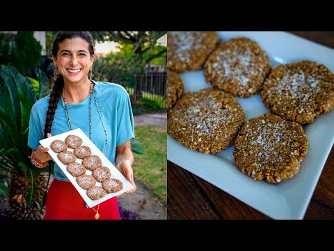 Snickerdoodle Cookies! Best Homemade Raw Vegan Recipe...