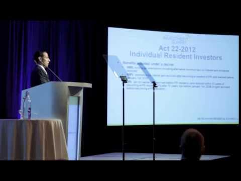PR Investment Summit 2014