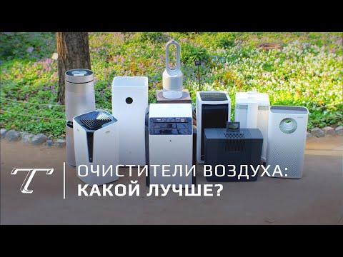 Тест очистителей воздуха (2019)