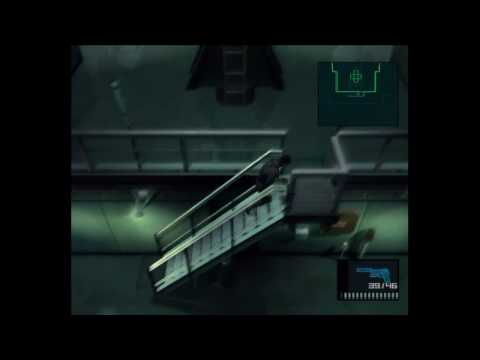 Metal Gear Solid 2: Substance - Secrets Part 1/8