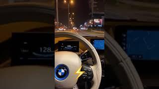 BMW İ3 GECE SNAP - ARABA SNAPLERİ