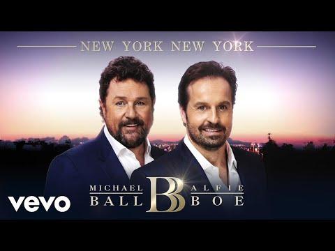 Michael Ball & Alfie Boe - New York, New York (Official Audio)