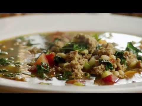 How To Make Italian Sausage Soup   Soup Recipe   Allrecipes.com
