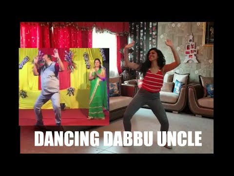 Aap Ke Aa Jane Se Song Dance Performance Viral Dabbu Uncle - Sanjeev Srivastava