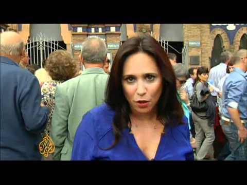 Bullfighting ban hits Barcelona