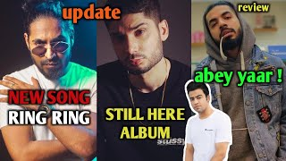 Kr$na's Still here Album Update ! Emiway new song RING RING | Fotty Seven 'abey yaar' song Review