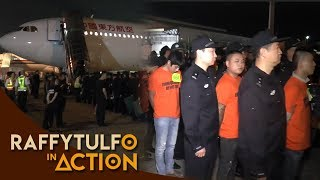 EXCLUSIVE: CHINESE POLICE, SINUNDO ANG MGA CHINESE ILLEGAL ALIEN PARA SA ISANG MASS DEPORTATION!