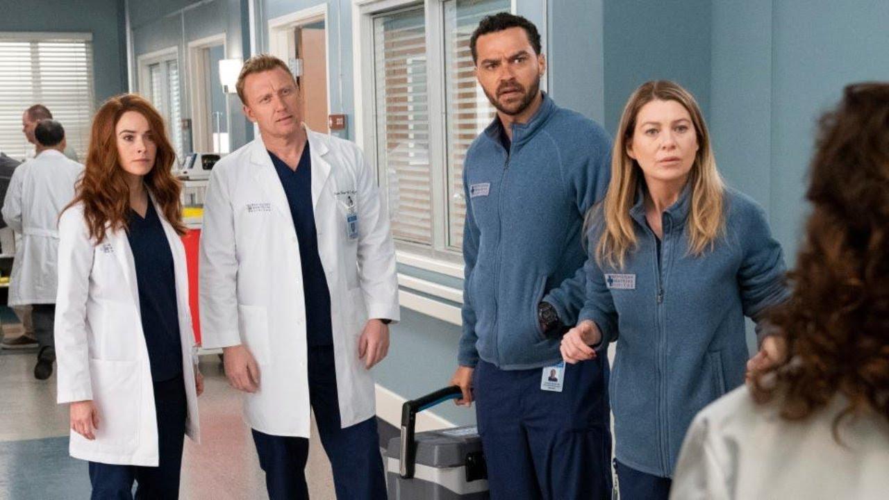 Download Grey's Anatomy Season 16 Episode 13 | AfterBuzz TV