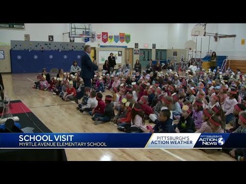 School Visit: Myrtle Avenue Elementary School
