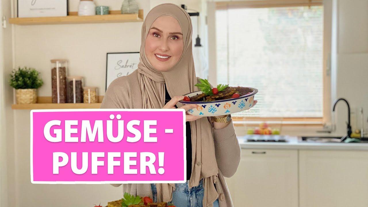 Gemüsepuffer (vegan) | Roksanas Rezepte