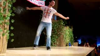 Shook Up - line dance by Daniel Trepat