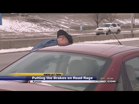 Road Rage in Wichita