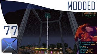 BIGGEST BIG REACTOR TURBINE!: Ryotcraft Infinity (Modded Minecraft) Episode 77