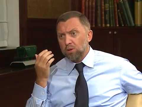 Oleg Deripaska interview /  Дерипаска интервью