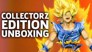 Unboxing The Dragon Ball FighterZ CollectorZ Edition