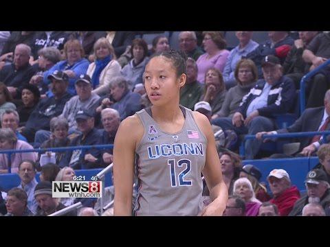 Saniya Chong Looking To Make Most Of Last Season With UConn