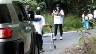 Lo Mejor de la Caminata a San Sebastian 2012