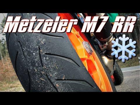Funktioniert der M7 RR auch wenn es kalt ist?  | KurvenradiusTV