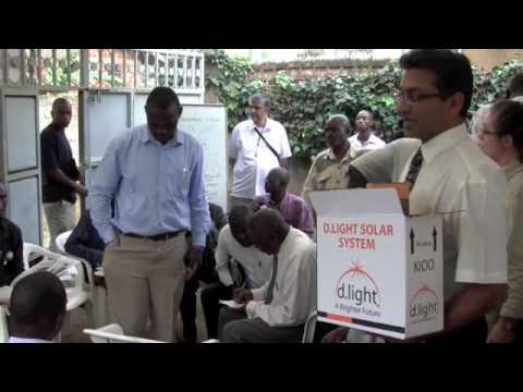 d.light Trade Fair in Uganda