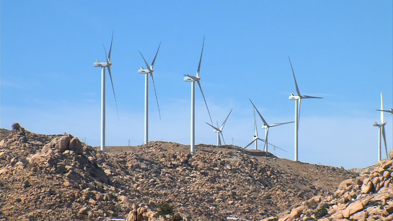 First Us Mexico Wind Farm Sees Legal Challenge Youtube