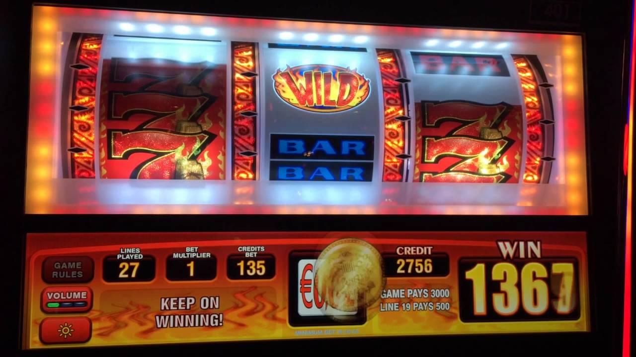 Red hot tamales slot game