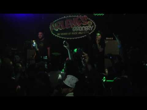 UFO Fev Live at Arlene's Grocery (3/1/17)