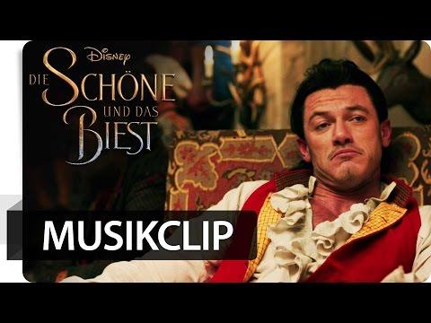 Die Schöne und das Biest - Musikclip: Gaston | Disney HD