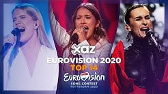 Eurovision 2020: Top 14 - NEW 🇵🇱