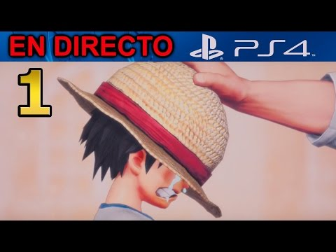 One Piece Pirate Warriors 3 Parte 1 : Prologo historia / campaña | Let's Play en Español |