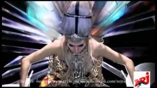 Rencontrez Lady Gaga grâce à NRJ et Métro