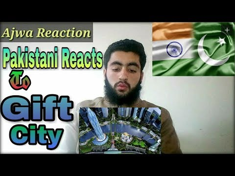 Pakistani Reacts To | Gift City Of India | A Global Financial Hub | Indian Cities