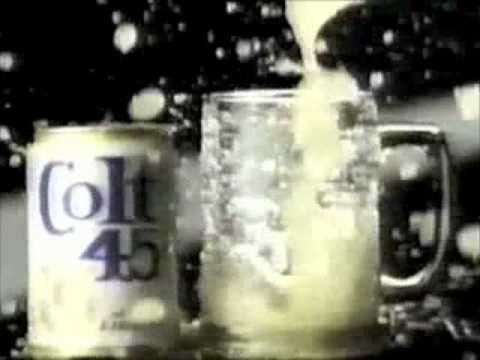 Colt 45 commercial with Billy Dee Williams - 1990 - YouTube