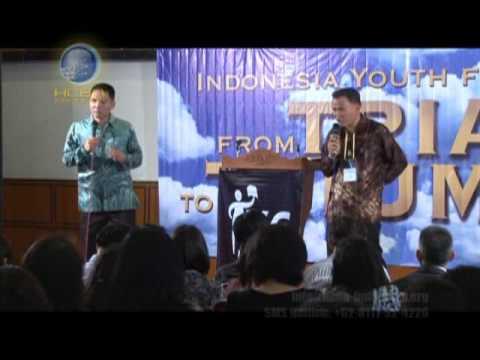 """HCBN Indonesia: IYC 2011: Peter Gregory - """"Dari Pencobaan"""""""