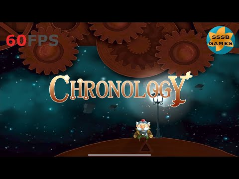 Chronology Deluxe Edition: Part 1 Complete , iOS/Android GamePlay By (Bedtime Digital Games) |