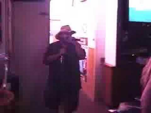 """SLOPPY KARAOKE """"Tell Me Baby"""" style of Red Hot Chili Peppers"""