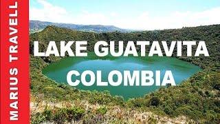 Lake Guatavita Colombia - Legend of El Dorado