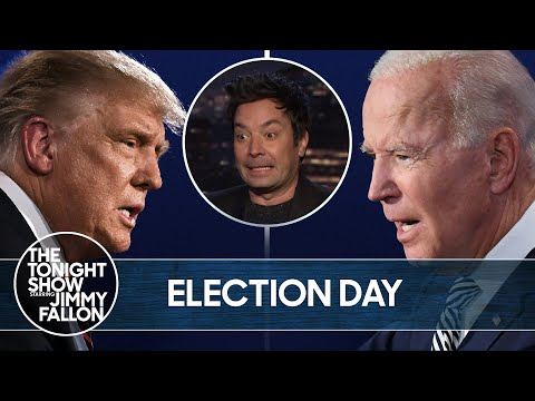 Trump Denies Plan to Declare Premature Victory on Election Night | The Tonight Show