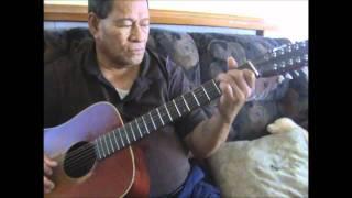 Samoan igi Guitar - Ape Pou Moemausu - Part 6
