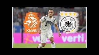 Wer zeigt / überträgt Deutschland gegen Holland live im TV?  