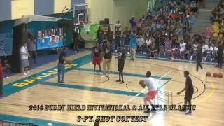 Buddy Hield Invitational 2016: Buddy Buckets - 3 Point Shot Contest Highlight