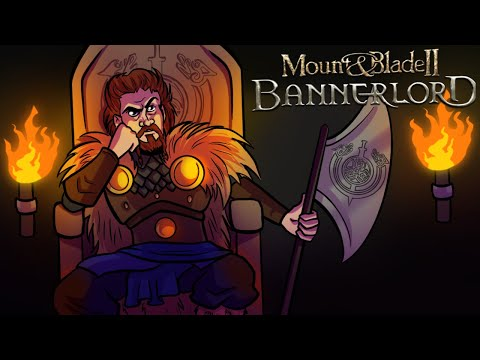 My First 4 Hours Of The Campaign in 12 Minutes | Mount & Blade 2 Bannerlord |