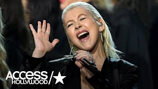 Christina Aguilera's Whitney Houston Tribute At AMAs Is Breathtaking | AMAs 2017 | Access Hollywood thumbnail