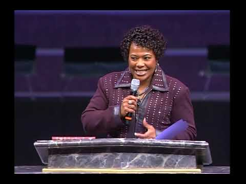 Elder Bernice King  What Are You Willing To Give   Dec 2010