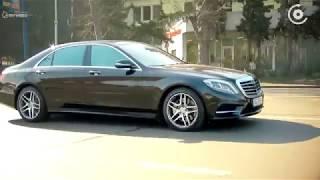 ტესტდრაივი ცინცასგან | Mercedes S500 W222