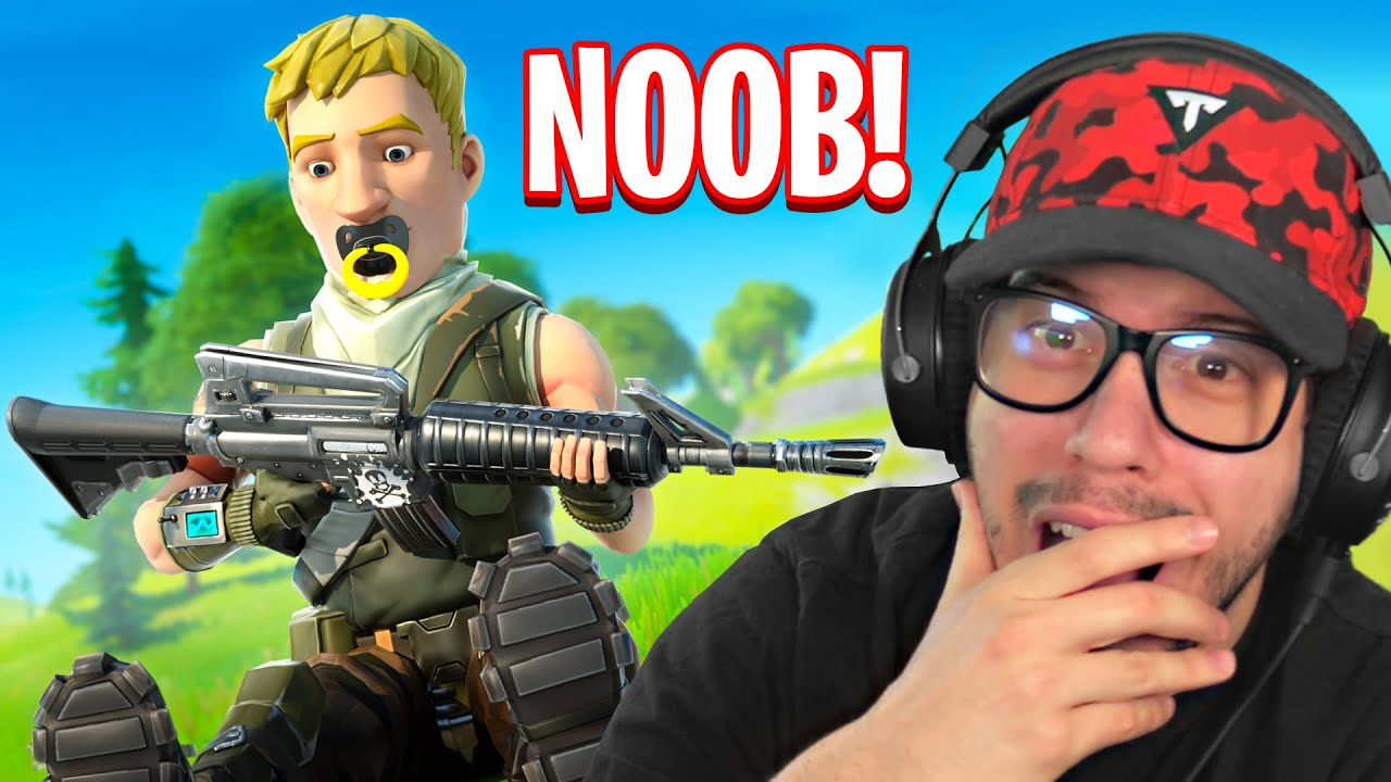 Typical Gamer Reacts To His First Game Of Fortnite Battle Royale Youtube Beyond just tracking your lifetime stats, we. typical gamer reacts to his first game of fortnite battle royale