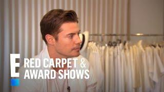 Josh Henderson Reminisces Over Ashlee Simpson | E! Red Carpet & Award Shows