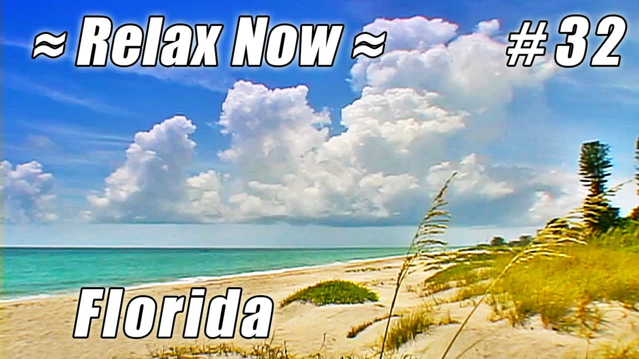 Sarasota beaches - Sarasota Beaches Caspersen Beach 32 Florida Beaches Ocean Wave Sounds Manasota Key Relaxing